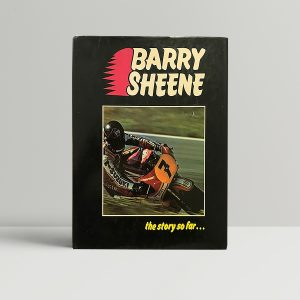 barry sheene the story so far signed first ed1