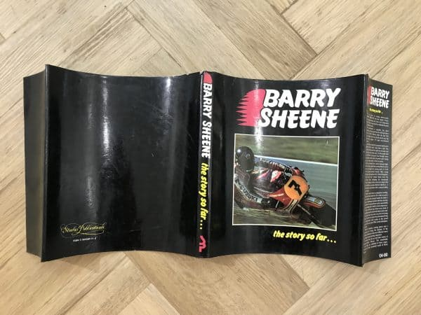 barry sheene the story so far signed first ed4