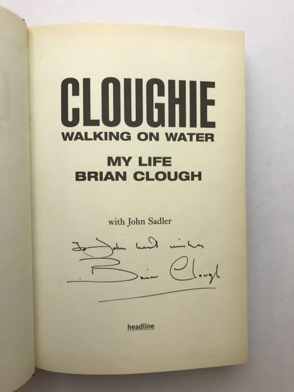 brian clough cloughie signed first ed2