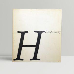 david hockney oeuvrekatalag graphik signed1