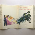 ian serraillier the challenge of the green knight signed first ed5