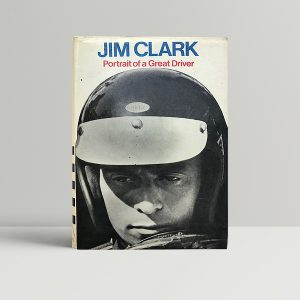 jim clark portrait of a great driver first ed1