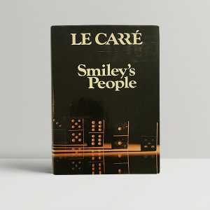 john le carre smileys people signed first1