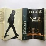 john le carre smileys people signed first5