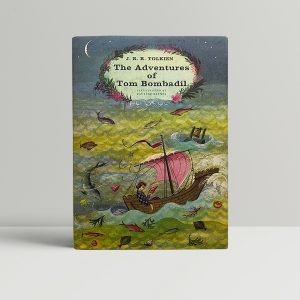 jrr tolkein the adventures of tom bombadil signed first1