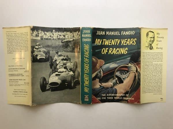 juan manuel fangio my twenty years ogf racing first ed4