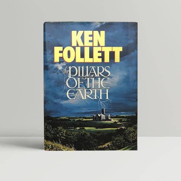 ken follett the pillars of the earth first 1