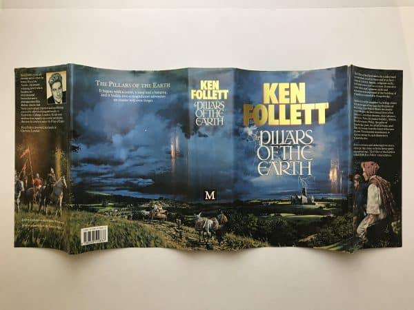 ken follett the pillars of the earth first 4