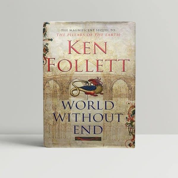 ken follett world without end signed1