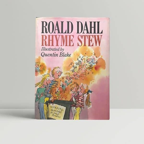 roald dahl rhyme stew first 95 1
