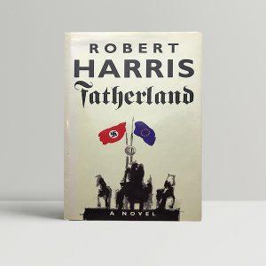 robert harris fatherland first1