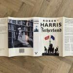 robert harris fatherland first4