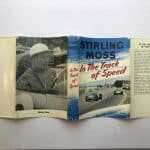 stirling moss in the track of speed first4