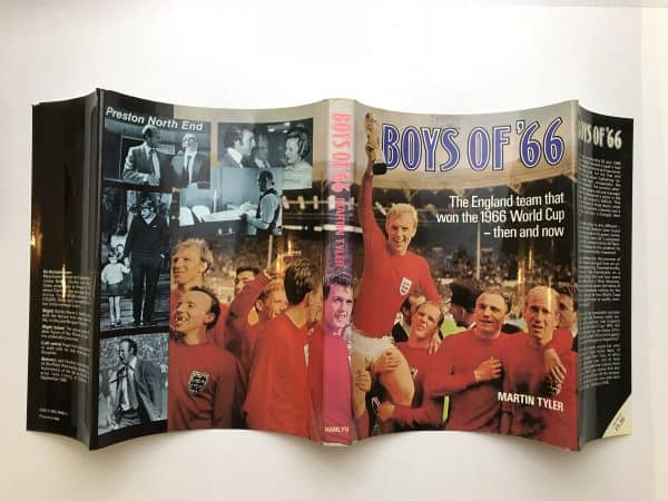 tyler martin boys of 66 signed first ed5