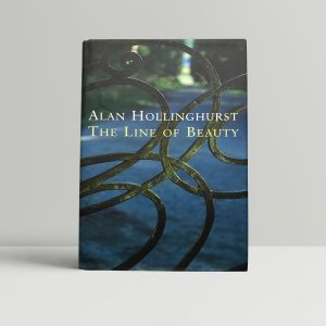 alan hollinghurst the line of beauty first edition1