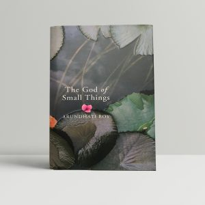 arundhati roy the god of small things signed 1st ed1