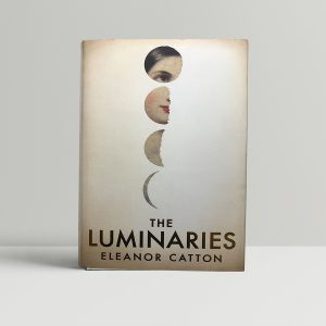 eleanor catton the luminaries signed first ed1