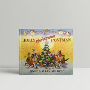 janet allan ahlberg the jolly christmas postman first ed1