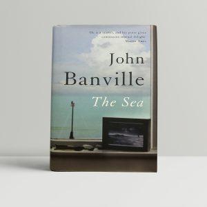 john banville the sea 1st ed1