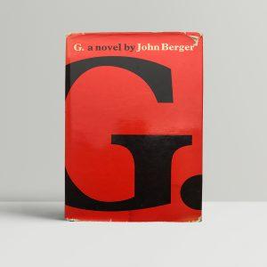 john berger g first ed1