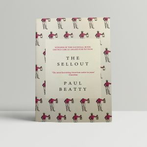 paul beatty the sellout first ed1