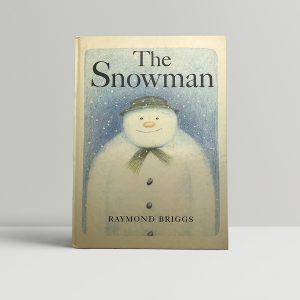 ramond briggs the snowman 1st ed1