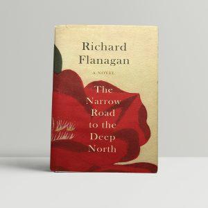 richard flanagan the narrow road of the deep north first ed1