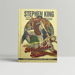 stephen king blockade billy first ed1