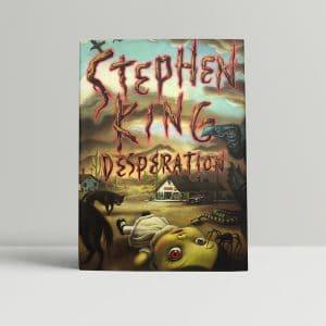 stephen king desperation first ed1