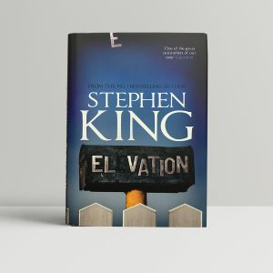 stephen king elevation first ed1