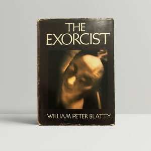 william peter blatty the exorcist first edition1